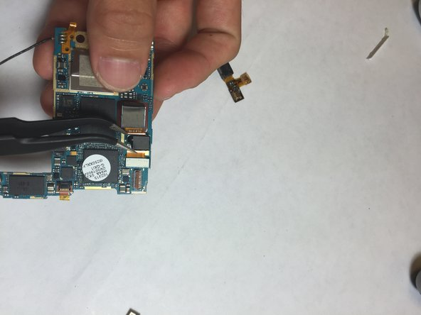 Samsung Galaxy Nexus Back Camera Lens Replacement