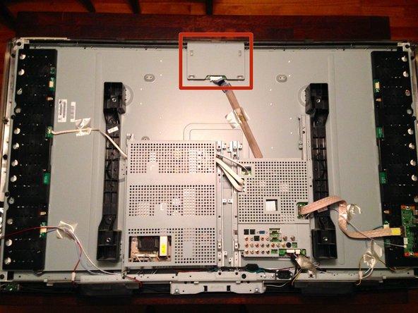 Samsung LN-T5265F T-Con Board Replacement