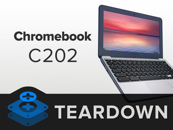 Class, please welcome our newest student! Chromebook C202 comes from Asus, and will be joining us for today's lesson.