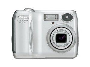 Nikon Coolpix 4100 Repair
