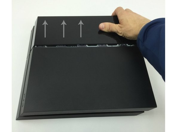 PlayStation 4 Turns On Then Back Off Repair