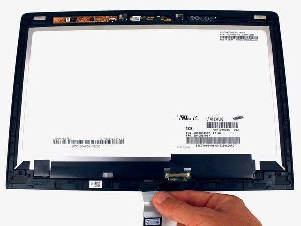 Lenovo Yoga 900-13ISK Display Replacement
