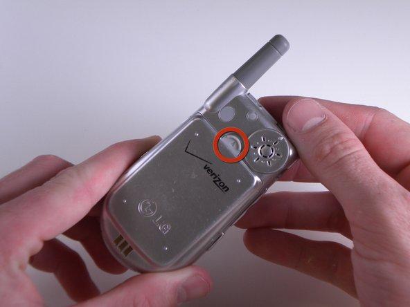 LG VX4500 Battery Replacement