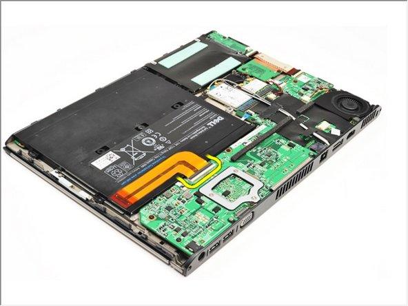 Dell Vostro V130 Battery Removal