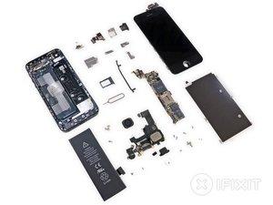 iPhone 5 Teardown
