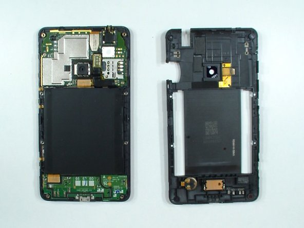 Nokia Lumia 625 Rear Bezel Replacement