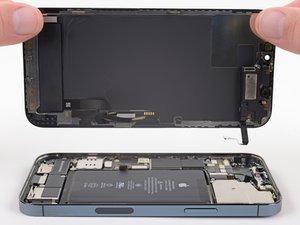 iPhone 12 Pro スクリーンの交換