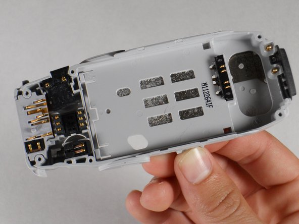 Disassembling Nokia 3395 Inner Components