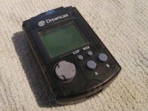 Dreamcast VMU Teardown