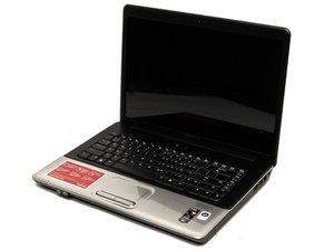 Reparación de HP Compaq Presario CQ50