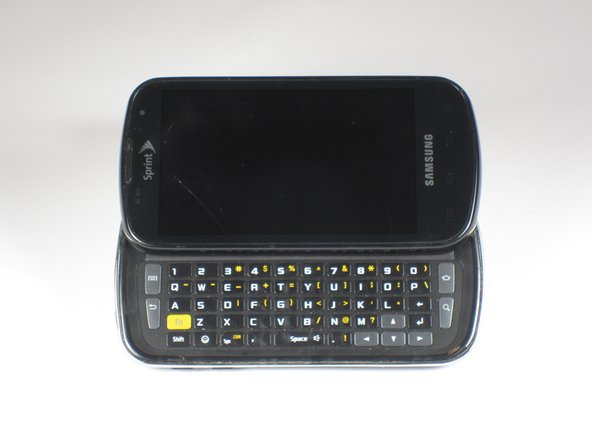 Samsung Epic 4G Keyboard Replacement