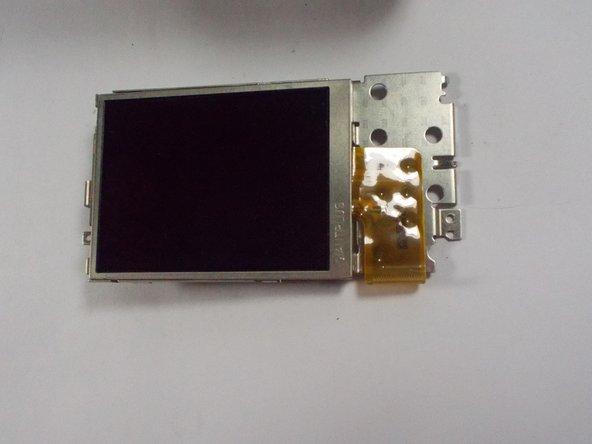Fujifilm FinePix S2980 LCD Screen Replacement