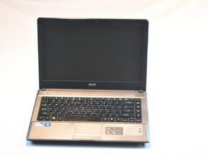 Acer Aspire 4810TZ-4120 Repair