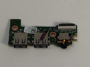 USB/Headphones Jack