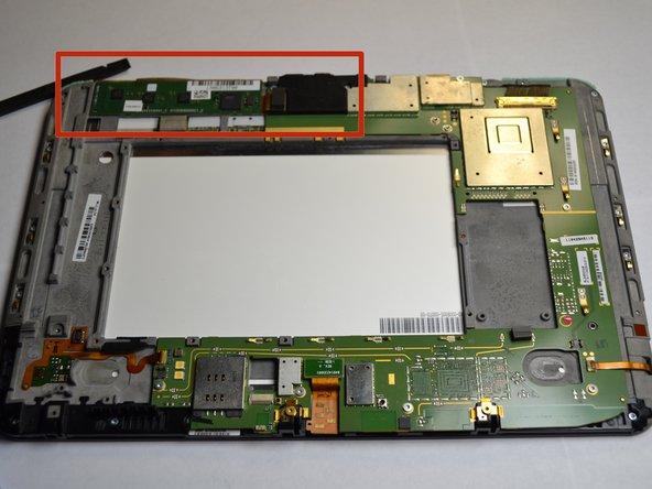 Motorola Xoom Wifi Motherboard Replacement