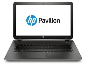 HP Pavilion Notebook 17