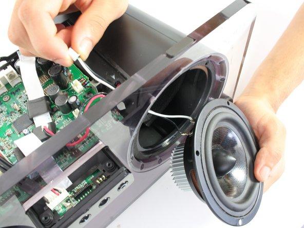 iHome iP1 Speaker(s) Replacement