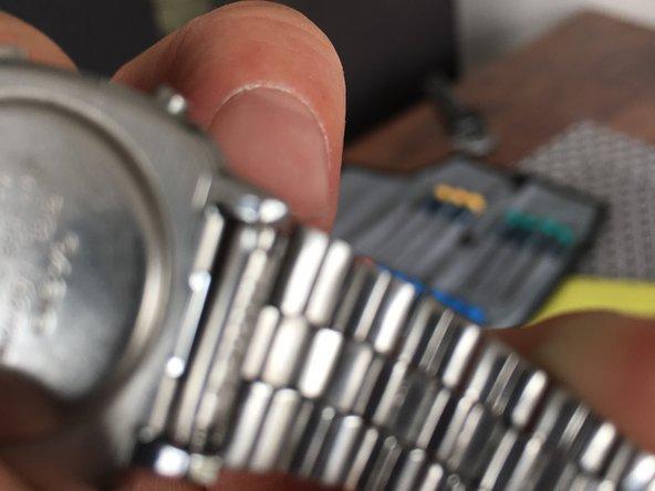 Casio LA670W Reset crashed watch