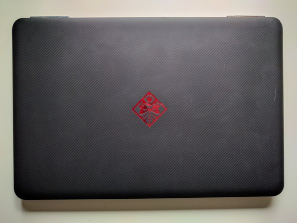 HP Omen 15-ax280nd Hard Drive Replacement
