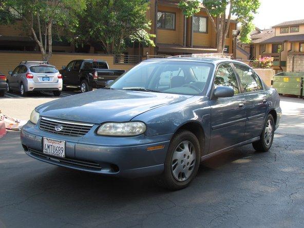 1997-2003 Chevrolet Malibu Repair (1997, 1998, 1999, 2000, 2001, 2002, 2003)  - iFixitiFixit