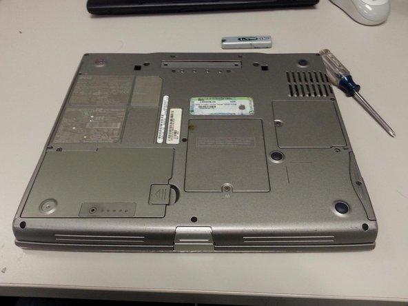 Dell Latitude D600 RAM (Main Memory) Replacement