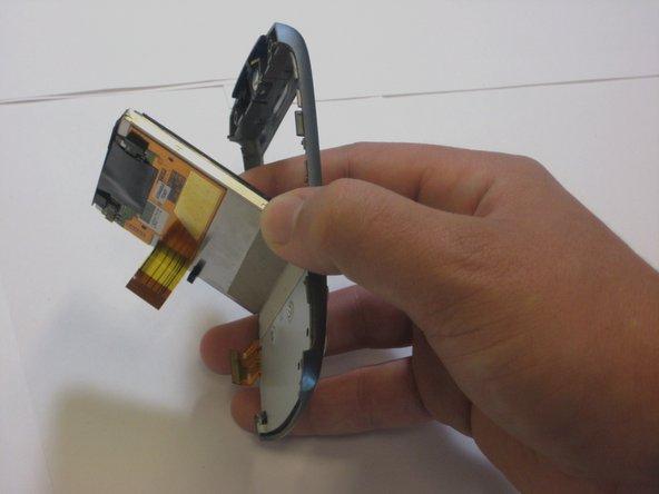 Remplacement de l'écran du Palm Treo 680.