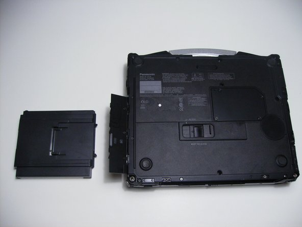 Panasonic Toughbook CF-29 Optical Drive Replacement