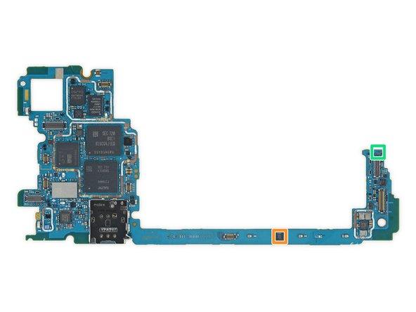 IC Identifications, pt. 3 (sensors):