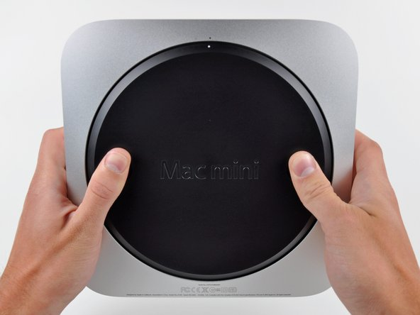 Mac mini Mid 2011 Bottom Cover Replacement