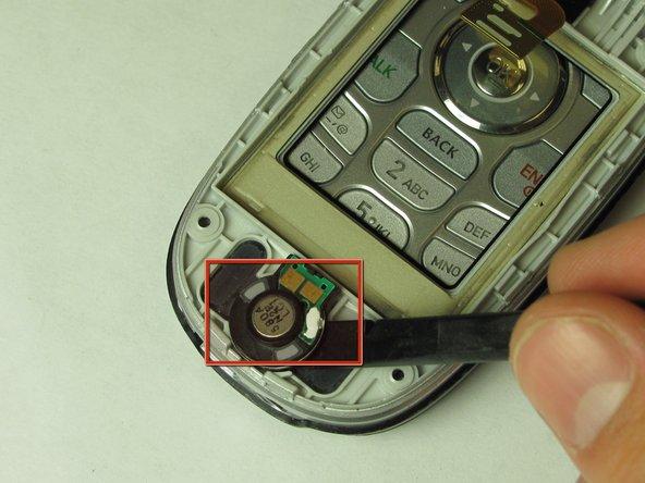 Motorola C290 Speaker Replacement
