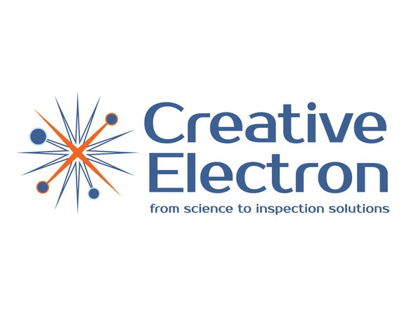 Thanks again, to our friends at Creative Electron!