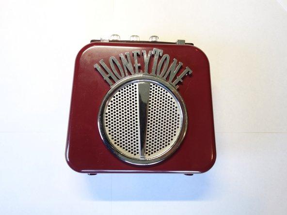 Honeytone N-10 Mini Amp Speaker Replacement