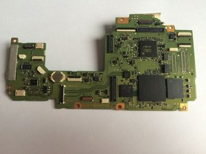 Canon EOS 70D Camera Motherboard Replacement