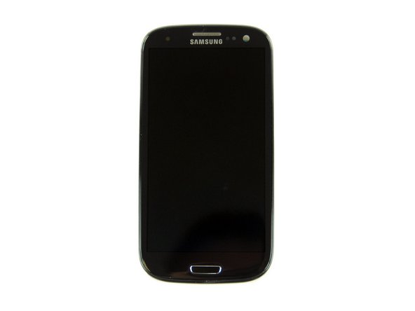 Samsung Galaxy S III S3 Display Assembly I9305 (LCD Digitizer Front Panel) 주요 이미지