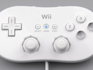 Wii Classic Controller Repair