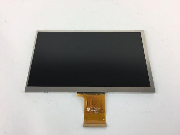 Remplacement de l'écran LCD du Lorex LW2742