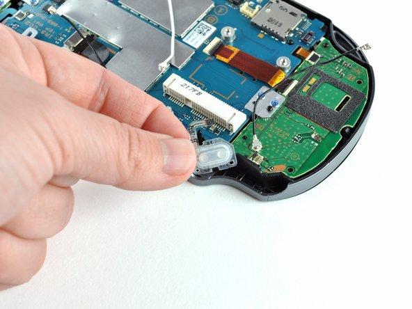 PlayStation Vita Right Shoulder Button Replacement