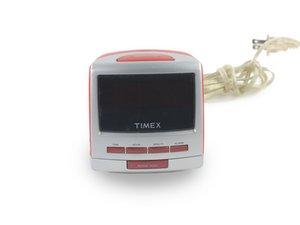 "Timex T132 ""iMac"" Alarm Clock Repair"