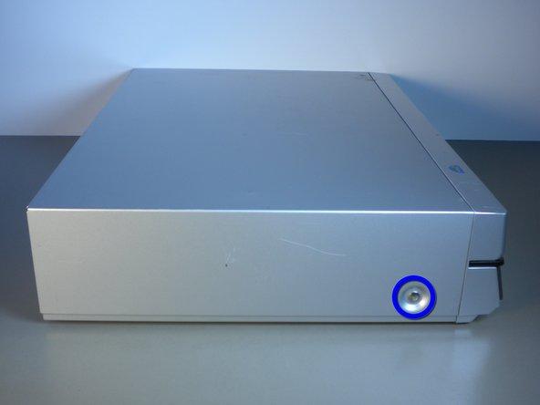 Panasonic SA-HT810V VHS Drive Replacement