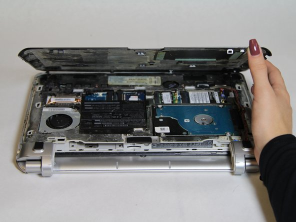 HP Pavillion dm1-3010nr Cooling Fan Replacement