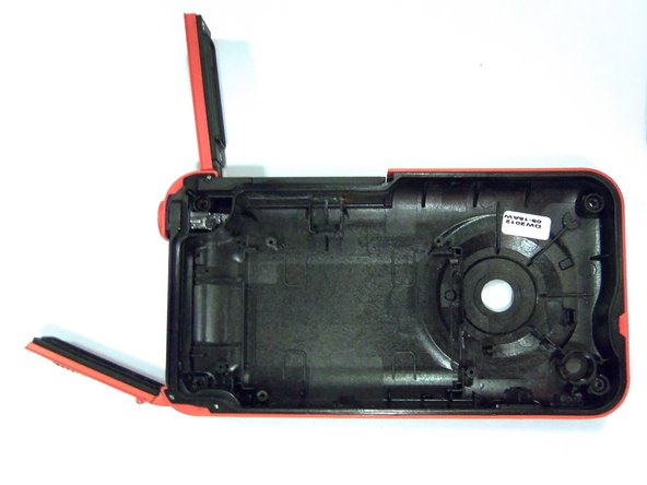 Samsung HMX-W300 Front Case Replacement