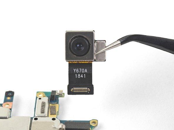 Google Pixel 3 リアカメラの交換