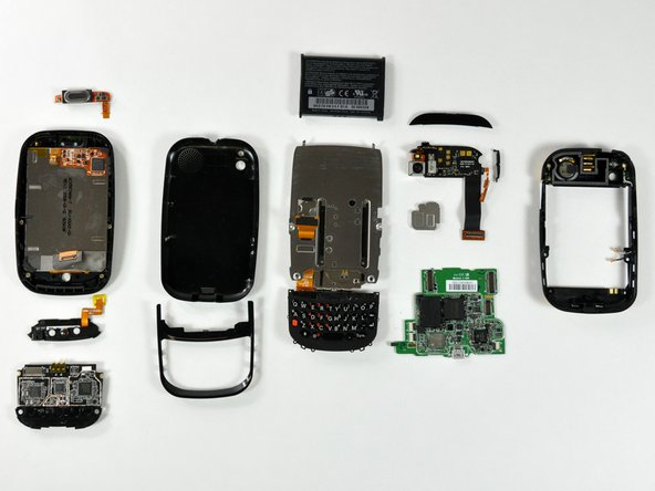 Internal components, from left to right: