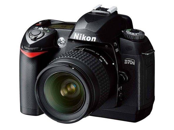 Nikon D70 Flash Repair