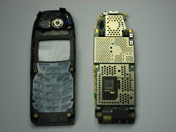 Nokia 6310i Motherboard Replacement