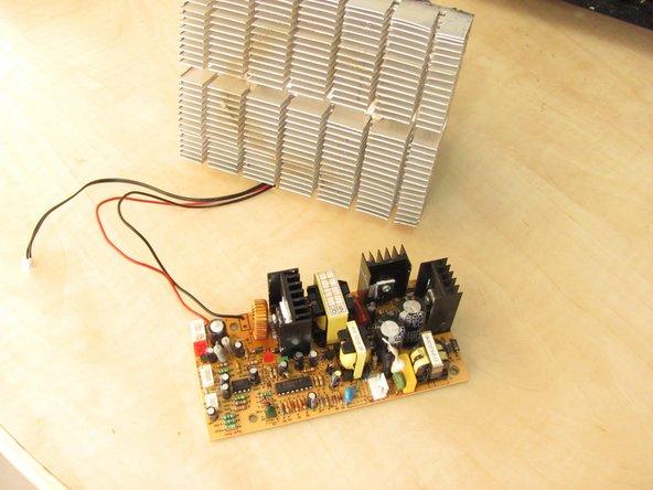 Vinotemp VT-12TEDi Motherboard Repair