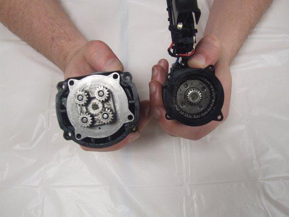 Dewalt DCD778 Motor Replacement