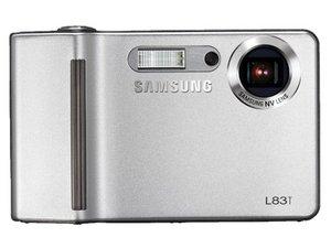 Samsung Digimax L83T Repair