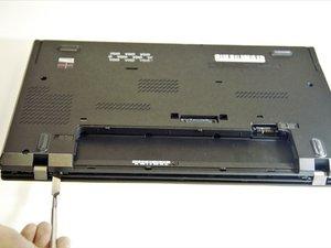 Lenovo Thinkpad T450s Bottom Panel Removal