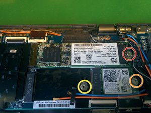 NGFF Wireless and M.2 SSD Cards